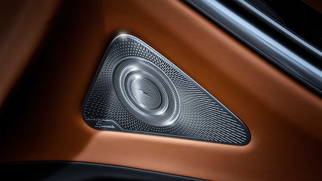 Mercedes S-Class 2021 noi bat nho den noi that moi anh 9