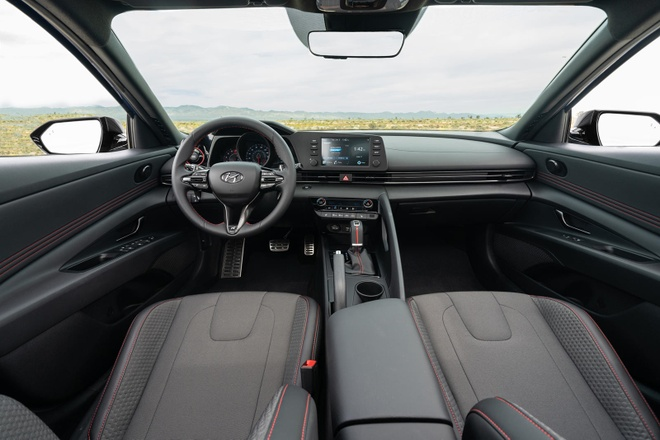 Hyundai Elantra N Line 2021 ra mat anh 5
