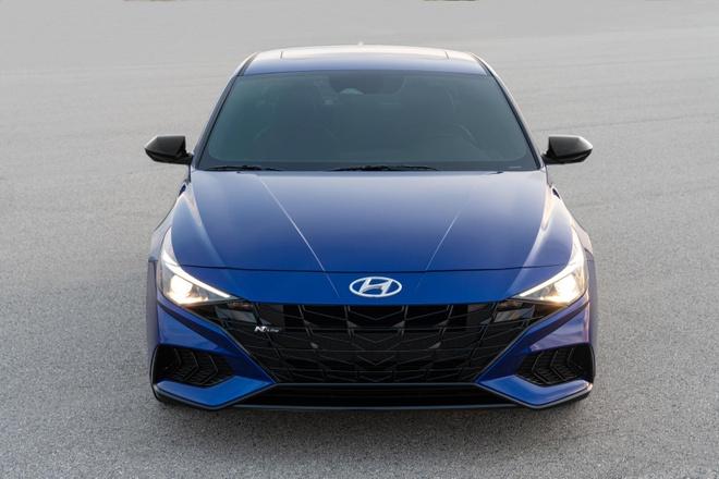 Hyundai Elantra N Line 2021 ra mat anh 1