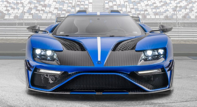 Ford GT Le Mansory gia 2, 1 trieu USD anh 1