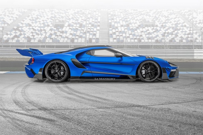 Ford GT Le Mansory gia 2, 1 trieu USD anh 5