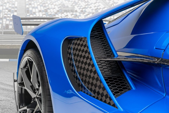 Ford GT Le Mansory gia 2, 1 trieu USD anh 6