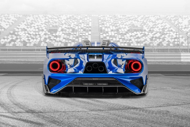 Ford GT Le Mansory gia 2, 1 trieu USD anh 4