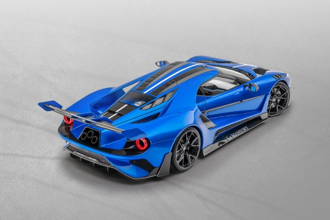 Ford GT Le Mansory gia 2, 1 trieu USD anh 2