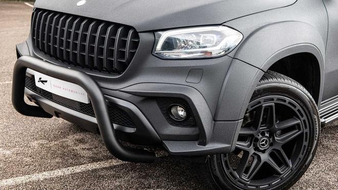 Kahn Design ra mat ban do Mercedes-Benz X-Class anh 5