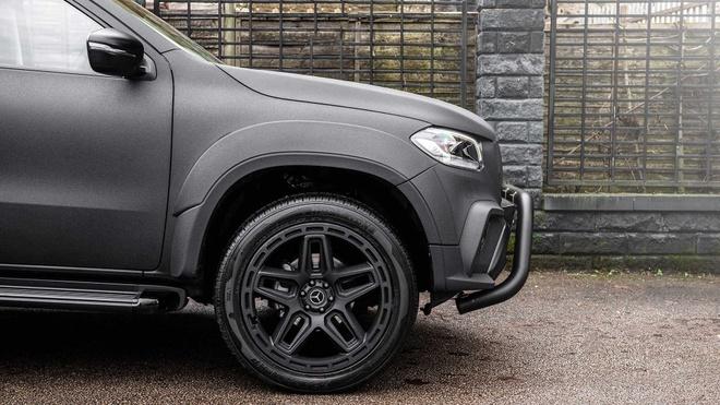 Kahn Design ra mat ban do Mercedes-Benz X-Class anh 7