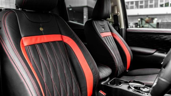 Kahn Design ra mat ban do Mercedes-Benz X-Class anh 12