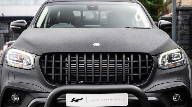 Kahn Design ra mat ban do Mercedes-Benz X-Class anh 4