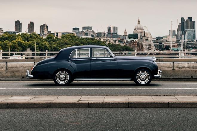 Rolls-Royce chay dien gia tu 463.000 USD anh 9