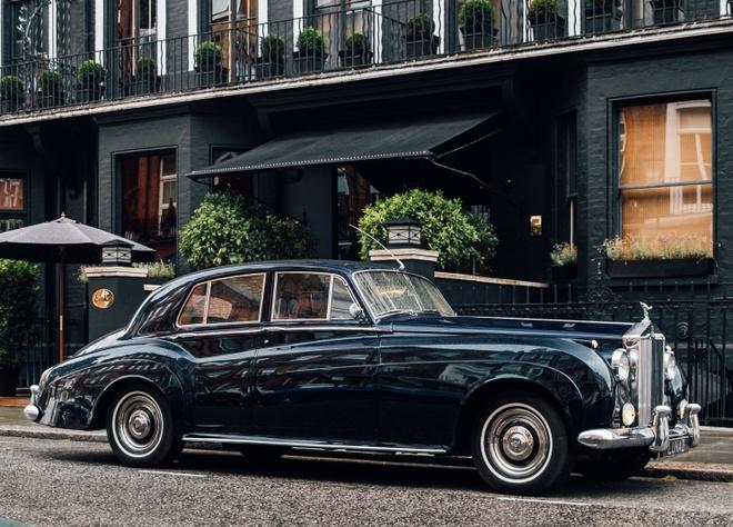 Rolls-Royce chay dien gia tu 463.000 USD anh 1