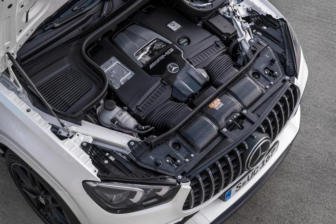 Mercedes-AMG GLE63 S Coupe 2021 da co gia ban anh 7