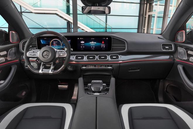Mercedes-AMG GLE63 S Coupe 2021 da co gia ban anh 4