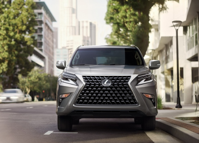 Lexus GX 2021 nang cap tinh nang anh 1