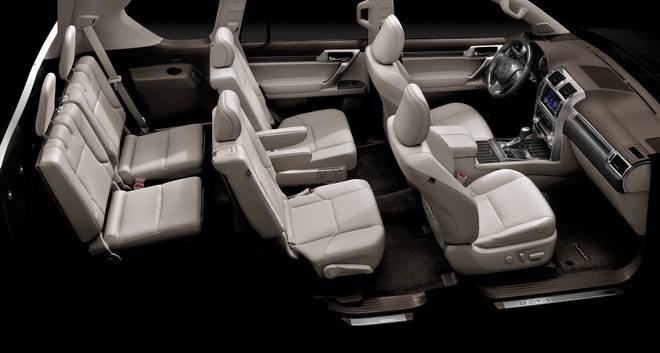Lexus GX 2021 nang cap tinh nang anh 11