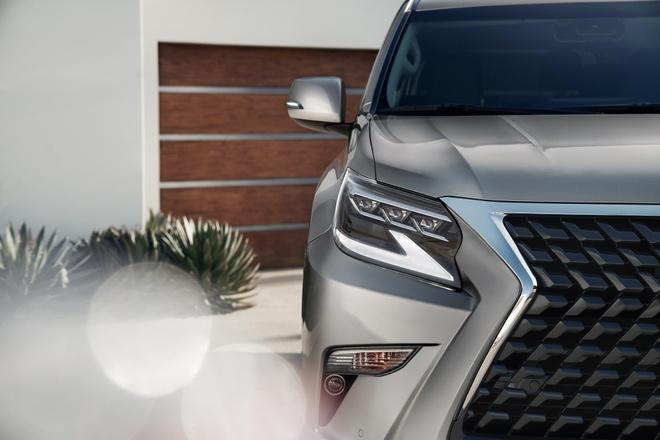 Lexus GX 2021 nang cap tinh nang anh 7