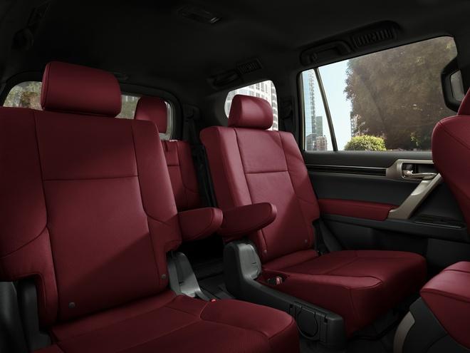 Lexus GX 2021 nang cap tinh nang anh 13