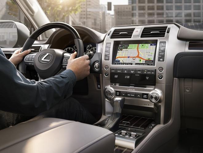Lexus GX 2021 nang cap tinh nang anh 10
