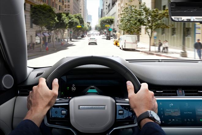 Range Rover Evoque 2021 nang cap dong co anh 2