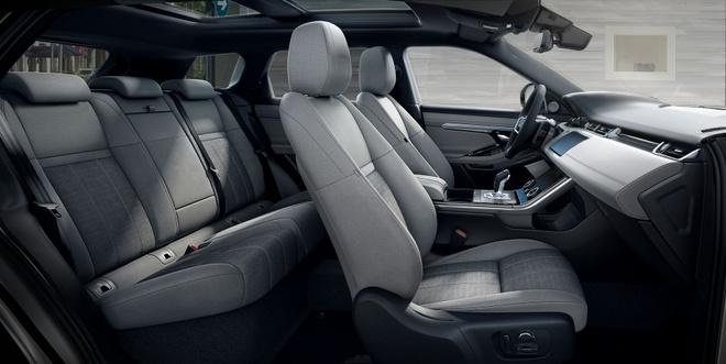 Range Rover Evoque 2021 nang cap dong co anh 4