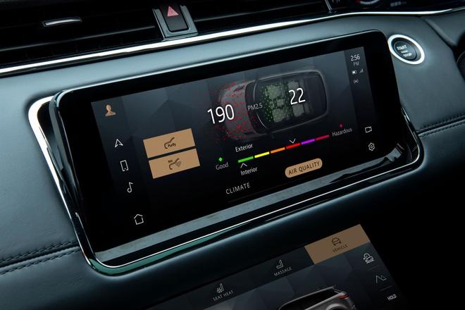 Range Rover Evoque 2021 nang cap dong co anh 5
