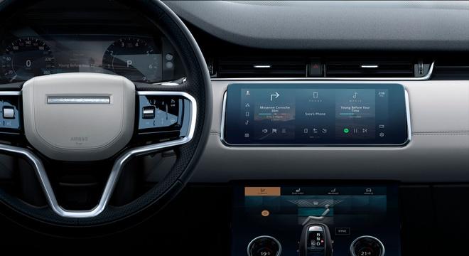 Range Rover Evoque 2021 nang cap dong co anh 6
