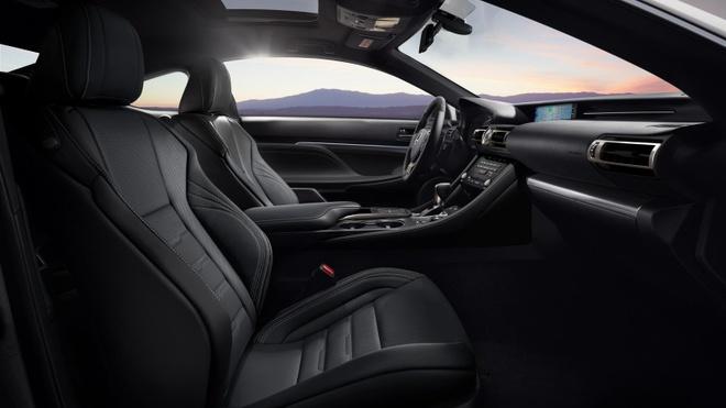 Lexus RC 2021 them ban ngoai that toi mau anh 5
