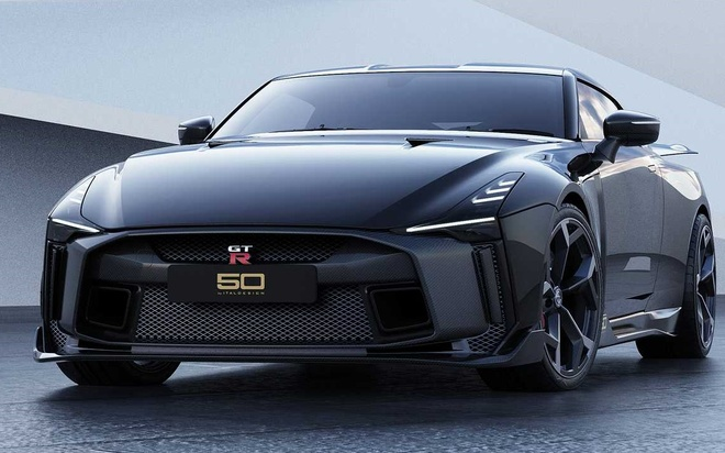 Nissan GT-R R35 Final Edition san xuat 20 chiec anh 2