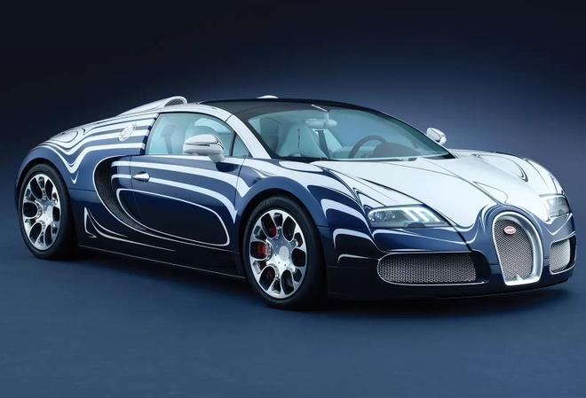 sieu xe Bugatti doc nhat gap nan anh 1