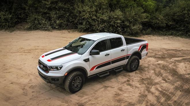 lo dien bien the Ford Ranger 2021 manh nhat anh 2