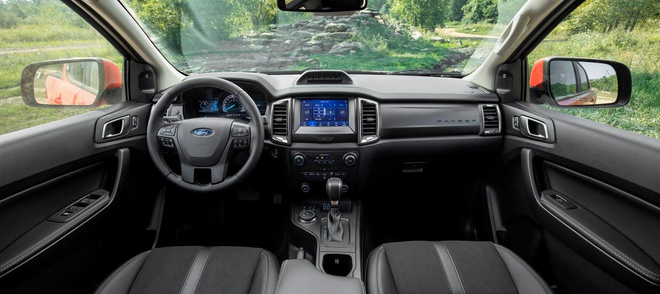 lo dien bien the Ford Ranger 2021 manh nhat anh 9