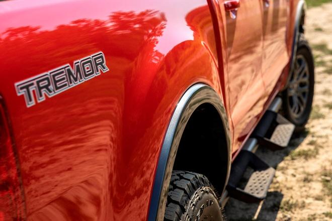 lo dien bien the Ford Ranger 2021 manh nhat anh 8