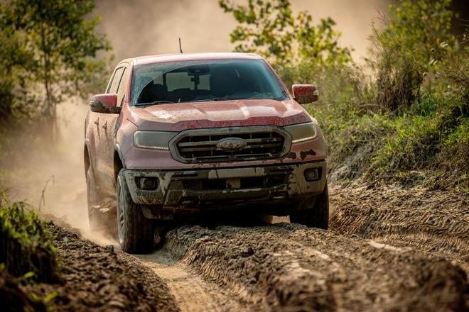 lo dien bien the Ford Ranger 2021 manh nhat anh 4