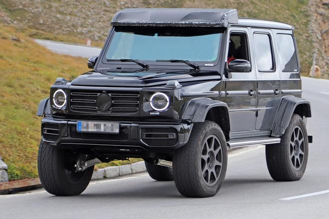 sap co ban Mercedes G-Class cuc manh anh 1