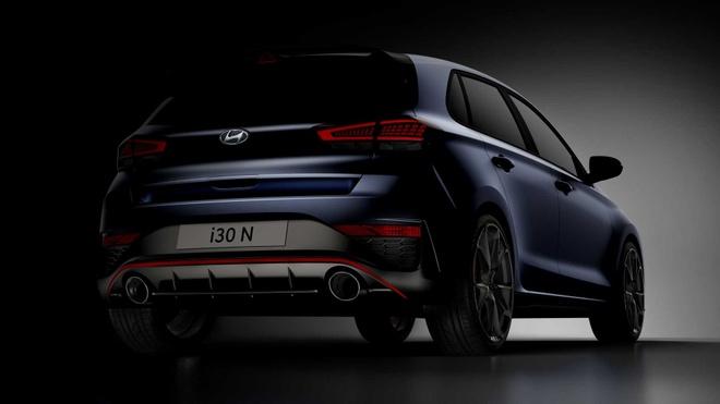 Hyundai i30 N 2021 dung hop so ly hop kep moi anh 2