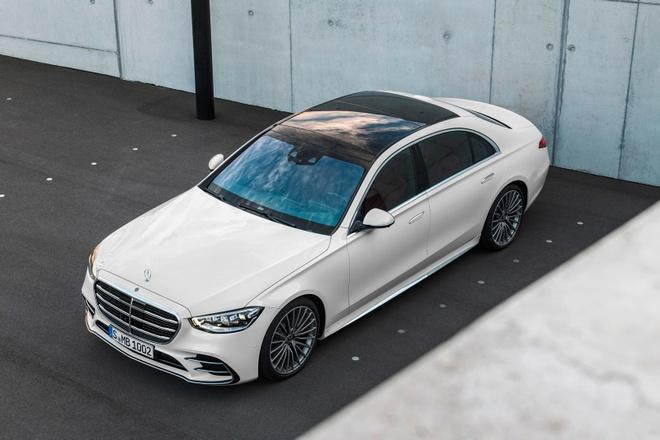 Mercedes nhan dat hang S-Class 2021 anh 3