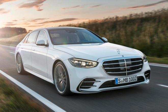 Mercedes nhan dat hang S-Class 2021 anh 7