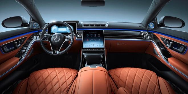 Mercedes nhan dat hang S-Class 2021 anh 4
