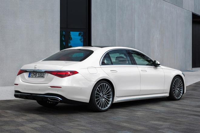 Mercedes nhan dat hang S-Class 2021 anh 2