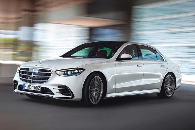 Mercedes nhan dat hang S-Class 2021 anh 1
