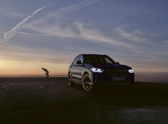 BMW iX3 2021 dat hon BMW X6 anh 11
