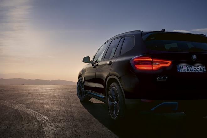 BMW iX3 2021 dat hon BMW X6 anh 2