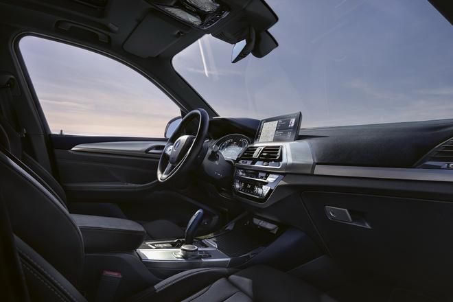 BMW iX3 2021 dat hon BMW X6 anh 6