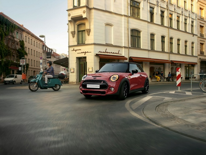 MINI Cooper S Rosewood Limited Edition gioi han 40 chiec anh 2