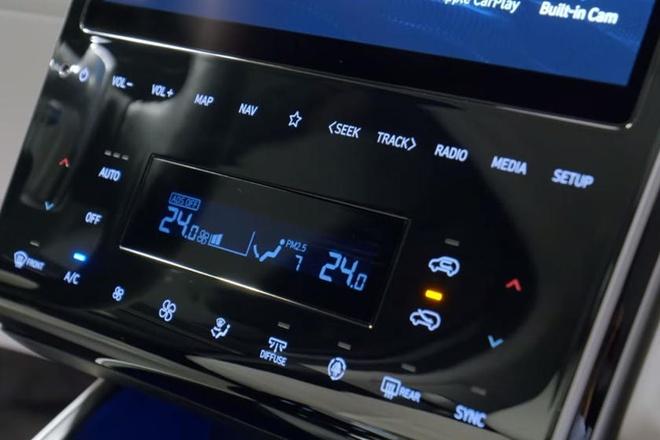 Hyundai Tucson 2021 so huu he thong dieu hoa thong minh anh 5