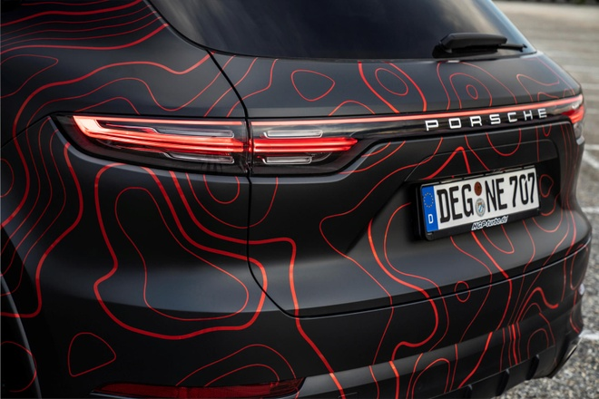 Porsche Cayenne manh ngang sieu xe anh 8
