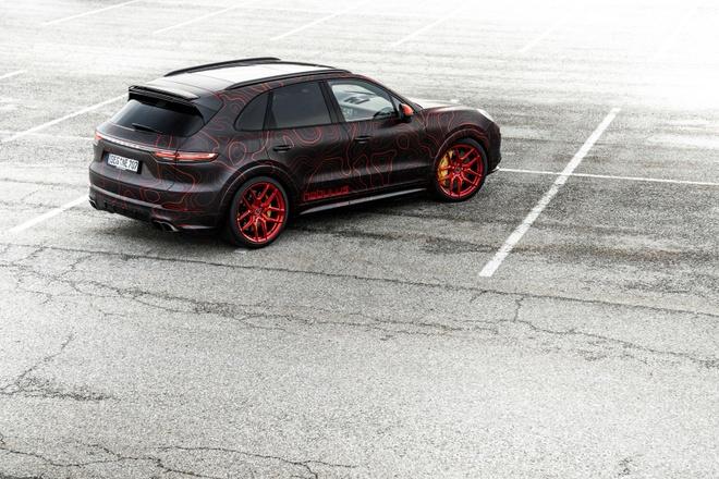 Porsche Cayenne manh ngang sieu xe anh 12