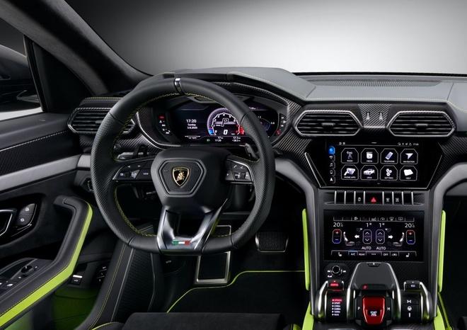 Lamborghini Urus noi bat trong goi thiet ke moi anh 7