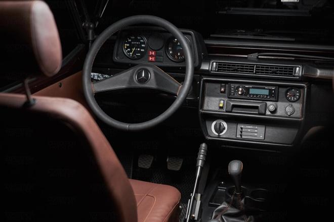 Mercedes G-Class co co gia ngang xe moi anh 6