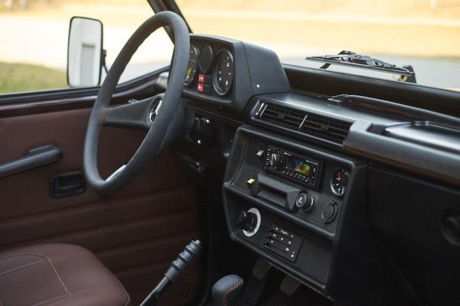 Mercedes G-Class co co gia ngang xe moi anh 7