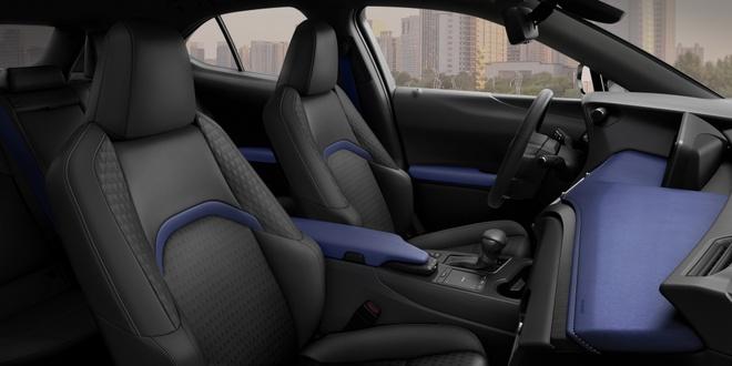 Lexus UX 2021 co them phien ban gioi han anh 4